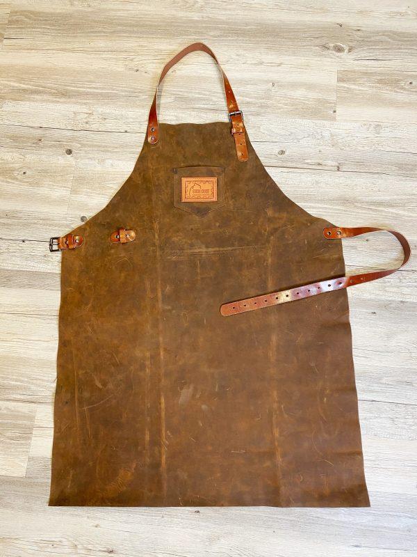 Dark Brown with Medium Brown straps